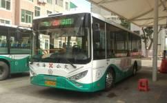 珠海Z104路公交车路线