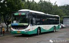珠海14路公交车路线
