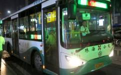 珠海101路(环线)公交车路线