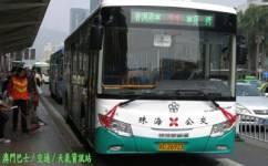 珠海11路公交车路线