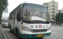 珠海Z132路公交车路线