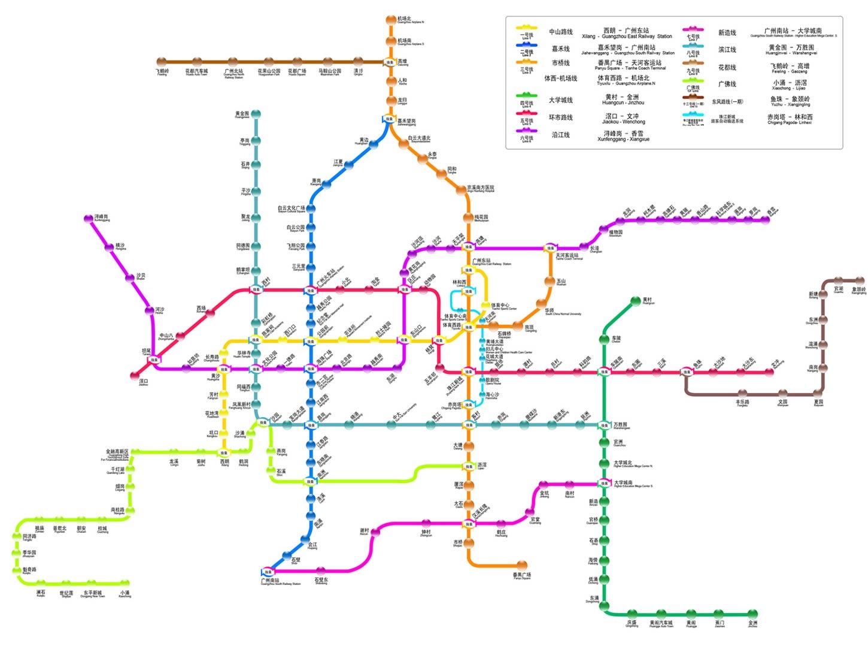 广州地铁规划图_广州地铁规划_广州地铁规划-广州城轨 广州城 广州 图片